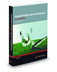 Competition Law in Australia, 5th Edition