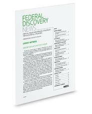 Federal Discovery News