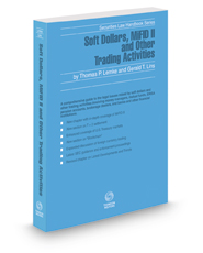 Soft Dollars, MiFID II and Other Trading Activities, 2020 ed. (Securities Law Handbook Series)