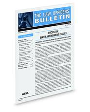 The Law Officers' Bulletin