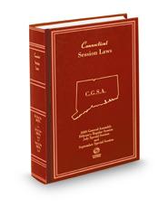 Connecticut Session Laws, 2020 ed.