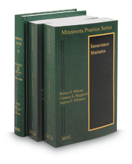 Minnesota Insurance Law and Practice, 2d (Vols. 22, 22A and 22B, Minnesota Practice Series)