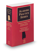 Alabama Criminal Trial Practice Forms, 2016 ed. (Alabama Practice Series)
