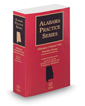 Alabama Criminal Trial Practice Forms, 2017 ed. (Alabama Practice Series)