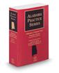 Alabama Criminal Trial Practice Forms, 2018 ed. (Alabama Practice Series)
