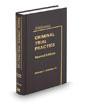 Alabama Criminal Trial Practice, 2d (Alabama Practice Series)