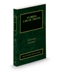 Florida Law of Trusts, 2020-2021 ed. (Vol. 18, Florida Practice Series)