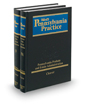 Probate and Estate Administration with Forms (Vols. 19 and 19A, West's® Pennsylvania Practice)