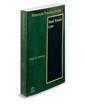 Real Estate Law, 2017-2018 ed. (Vol. 25, Minnesota Practice Series)