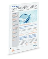 Westlaw Journal Bank & Lender Liability
