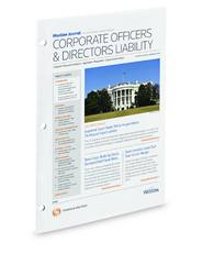 Westlaw Journal Corporate Officers and Directors Liability