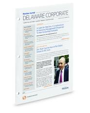 Westlaw Journal Delaware Corporate