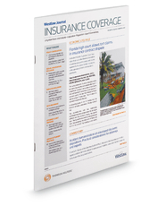 Westlaw Journal Insurance Coverage