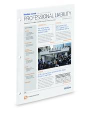 Westlaw Journal Professional Liability