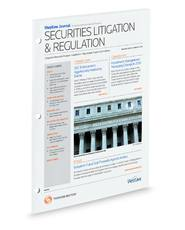 Westlaw Journal Securities Litigation & Regulation