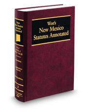 West's® New Mexico Statutes Annotated