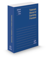 Trademark Manual of Examining Procedure, 2017 ed.