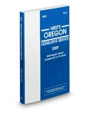 Oregon Legislative Service