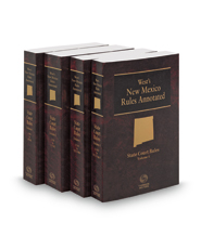 New Mexico Statutes Annotated State Court Rules, 2016 ed.