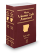 Arkansas Code Annotated Court Rules, 2017 ed.