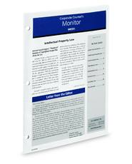Corporate Counsel's Monitor