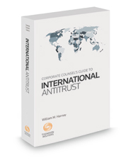 Corporate Counsel's Guide to International Antitrust, 2018-2019 ed.