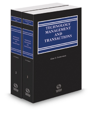 Corporate Counsel's Guide to Technology Management and Transactions with Forms on CD, 2017 ed.