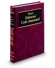 West's® Delaware Code Annotated