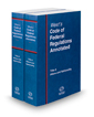 West's Code of Federal Regulations Annotated Title 8, Aliens and Nationality, 2020 ed.
