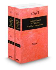 California Jury Instructions—Civil (CACI)