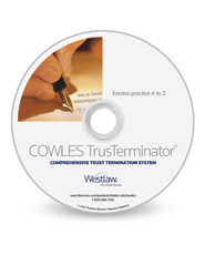 Cowles TrusTerminator District of Columbia