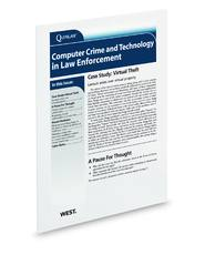 Computer Crime and Technology in Law Enforcement