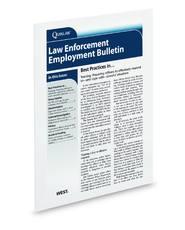 Law Enforcement Employment Bulletin
