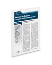 National Bulletin on Domestic Violence Prevention