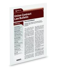 Union Contract Law Bulletin