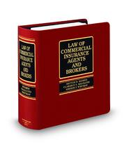Law of Commercial Insurance Agents and Brokers