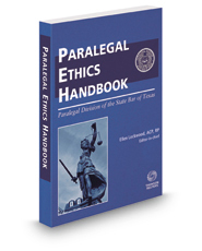The Paralegal Ethics Handbook, 2016 ed.