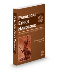 The Paralegal Ethics Handbook, 2021 ed.