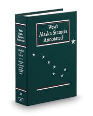 West's® Alaska Statutes Annotated
