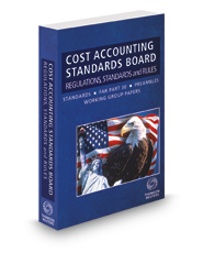 Cost Accounting Standards Board Regulations, Standards and Rules, 2019 ed.