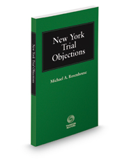 New York Trial Objections, 2020 ed.