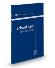 School Law Guidebook, 2016 ed.