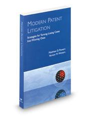 Modern Patent Litigation