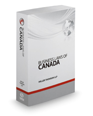 Business Laws of Canada, 2020 ed.