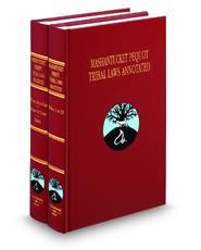 Mashantucket Pequot Tribal Laws