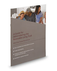 Client Education Series: A Guide to Administering the Revocable Living Trust, 2008 ed. (Quantity 10)