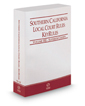 Southern California Local Court Rules - Superior Courts KeyRules, 2020 ed. (Vol. IIIJ, California Court Rules)