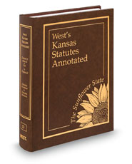 West's Kansas Statutes Annotated