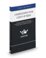 Understanding Your Client's IP Needs: Leading Lawyers on Mitigating Financial Risks, Defining IP Standards, and Avoiding Common Mistakes (Inside the Minds)