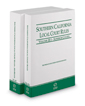 Southern California Local Court Rules - Superior Courts and KeyRules, 2019 Revised ed. (Vols. IIIi & IIIJ, California Court Rules)